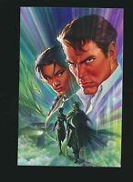 Green Hornet #4, Alex Ross Virgin Variant Cover