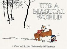 It's a Magical World: A Calvin and Hobbes Collection (Hardback or Cased Book)