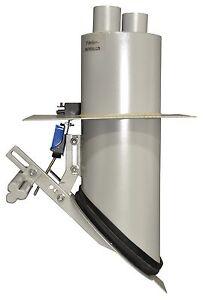Pellet- / Pellets - Auffangbehälter für Saugsysteme Pelletheizung
