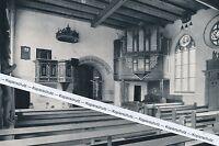Mühlhausen an der Enz - Kirchenorgel - um 1950 oder früher ?