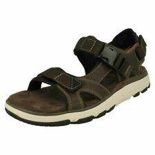 Mens Clarks Strapped Sandals Un Trek Bar