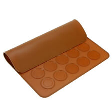 New listing 1 Pcs Silicone Macaron Pastry Oven Baking Mould Bakeware Macaroon Sheet Mat