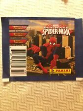 Marvel Ultimate Spider-Man Panini Collector Pack 2014 Cards Stickers 1-Pack New!