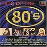 Various Artists : Hits of the 80s CD Highly Rated eBay Seller Great Prices