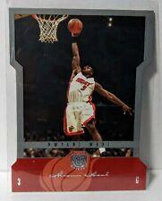 2005 Skybox *Limited Edition* Dwyane Wade #4 Miami Heat. HOFer!