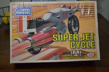 EVEL KNIEVEL SUPER JET CYCLE NEW