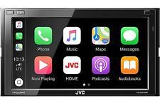 JVC 2-DIN Car Stereo Digital Media Receiver with Bluetooth USB - KW-M740BT