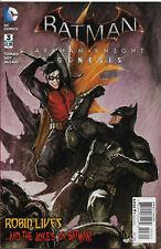 BATMAN Arkham Knight - Genesis #3 - Back Issue (S)