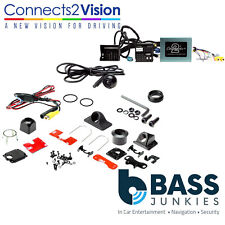 Rear Reversing Camera & Add On Interface Kit For Mercedes CLA 2014 Onwards