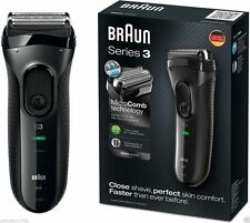 Braun 3000s Series 3 ProSkin Mens Electric Rechargeable Shaver Razor Close Shave