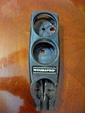 SCUBAPRO 3 gauge console PRO EXCELLENT Smoke color