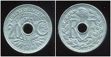 20 centimes  ZINC LINDAUER   1945   SUP