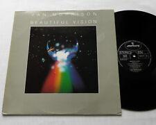 Van MORRISON Beautiful vision FRENCH LP MERCURY 6302 122(1982)M.KNOPFLER VG+/EX+