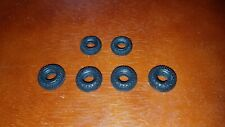 Ertl 1/64 John Deere Gator Rubber Tires Lot of 6