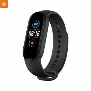 Xiaomi Mi Band 5 Global AMOLED Smart Fitness Watch Heart Rate Monitor Waterproof