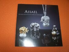 Assael Pearls Animals Brochure Jewelry NEW Julie Parker Collection benefit Tusk