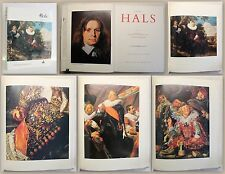 Baard Frans Hals Library of great Painters 1981 Kunst Katalog Malerei Holland xz