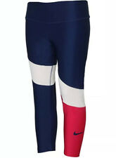 Brand New Women's NIKE Power Victory Tight Fit Cropped Gym / Training Leggings