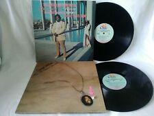 BARRY WHITE 2LP SPECIAL SINGS FOR SOMEONE YOU LOVE RHAPSODY IN WHITE R&B SOUL LP