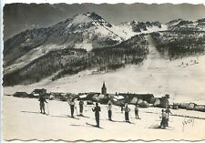 CP 05 Hautes-Alpes - Montgenèvre - Skieurs