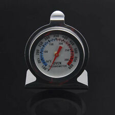 Home Stainless Steel Oven Thermometer Kitchen Food Meat Dial Gauge Topsell
