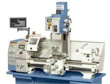 BERNARDO Proficenter 550 WQV 2-Achs-Digitalanzeige Dreh-Fräsmaschine