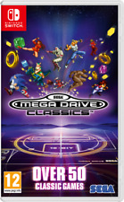 SEGA Mega Drive Classics (Nintendo Switch, 2018)