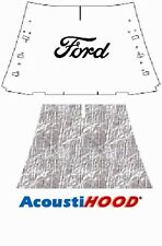 1948 1952 Ford Truck F-1 Under Hood Cover with F-003 Ford