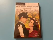 The Best Years of Our Lives (Dvd, 2013) Authentic Dvd Release New & Sealed