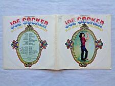 Joe Cocker Mad Dogs & Englishmen 1970 A&M SP-6002 1st Artisan Pressing 2 LP's VG