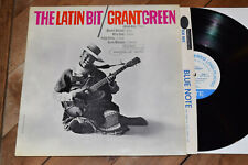 Grant Green The Latin Bit VG+ 1st NY RVG Ear Blue Note lp Jazz Stereo