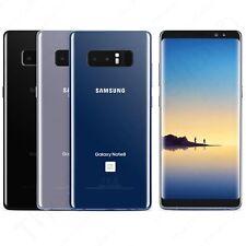 Samsung Galaxy Note 8 N950U Unlocked 64GB 4G LTE Smartphone BLACK, BLUE, PURPLE