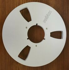 More details for revox metal tape spool. genuine. immaculate. ten and half 10.5 inch