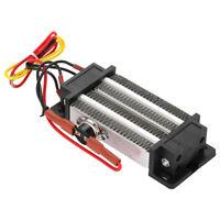 300W 220V Thermostat PTC Isolierte Keramisch Lufterhitzer Heizelement Heizung dy