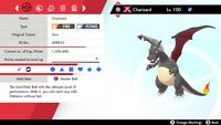 PERFECT Shiny 6IV Gmax Charizard Pokemon Sword And Shield (FAST DELIVERY)