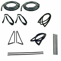 1967-72 CHEVY/GMC PICKUP, COMPLETE WEATHERSTRIP KIT 13PC
