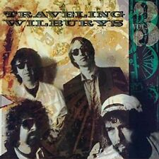 THE TRAVELING WILBURYS band VOLUME 3 CD ALBUM Gift Idea OFFICIAL Stock NEW