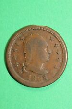Civil War Token George Washington Wilsons Medal 112-396 R1 Horter Die Oce434