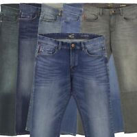 CAMEL ACTIVE Herren Jeans Hose HOUSTON Straight Stretch blau schwarz grau blue
