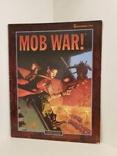 Shadowrun: Mob War!, RPG, Fasa, Softcover