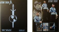 Mezco Exclusive One:12 Mirror Mirror Spock Statue Collectible Figure SDCC 2016
