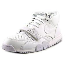 Nike Herren-Basketballschuhe aus Echtleder