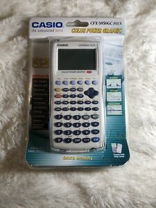 Casio CFX 9850GB Plus Graphing Calculator