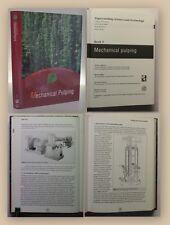 Sundholm Mechanical Pulping Book 5 1999 Industrie Papier Wirtschaft Technik xy