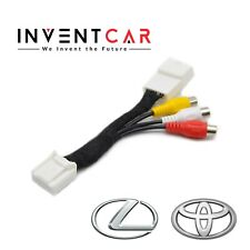 Audio / Video Input Cable for Lexus & Toyota from 2012-