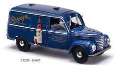 BUSCH HO 51206 FRAMO V901/2 furgoneta, »RADEBERGER« nuevo emb. orig.