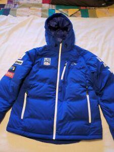 women's US ski team jacket