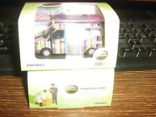 OXFORD DIE-CAST - WHITBY MONDIAL ICE CREAM VAN - SMITHS LIVERY - 00 / 1:76