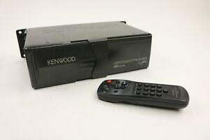 Vintage Kenwood KDC-C517FM 10 Compact Disc Auto Changer CD Player Anti Vibration