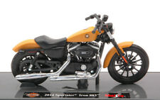 Modellino moto Maisto 1:18 HARLEY DAVIDSON SPORTSTER IRON 883 motor bike